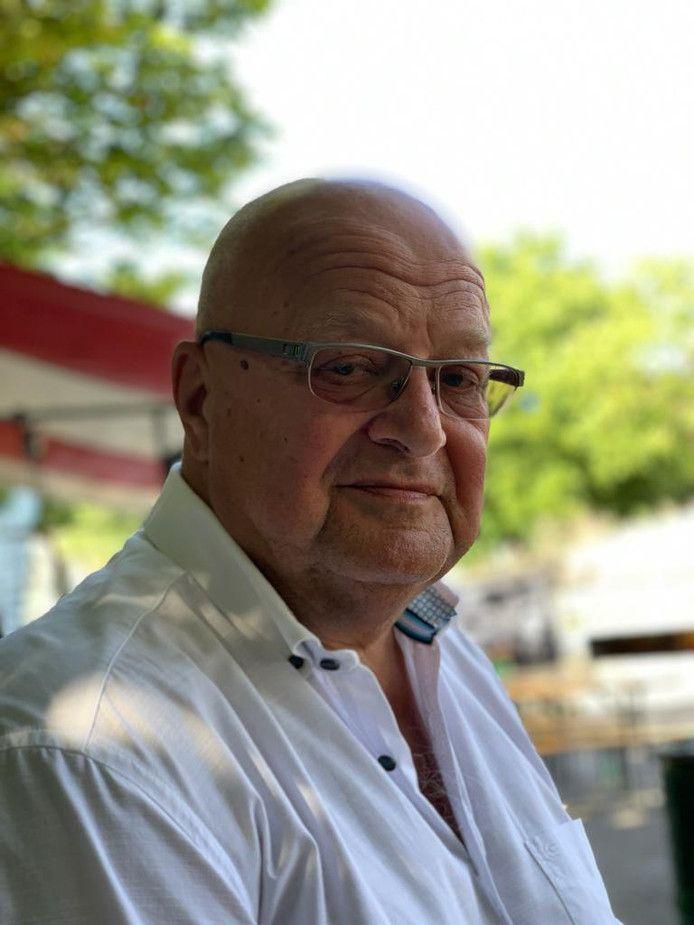 John Molkenboer (66), een Rotterdammer in hart en nieren en een echte familieman, aldus zijn zoon Leroy.