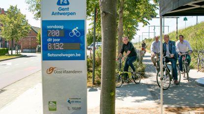 """""""Fietsgebruik stijgt met 30 procent"""": tot 43.000 fietsers per maand geteld op Westerplein en Parklaan"""