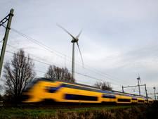 Geen treinen tussen Utrecht en Veenendaal