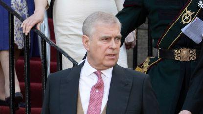 FBI wil Britse prins Andrew verhoren na beschuldigingen in zedenzaak