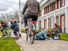 Buurtbewoners Buytenwegh spreken fietsers op stoep niet meer aan: 'Worden uitgescholden en bedreigd'