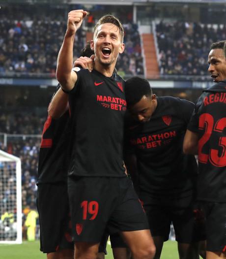 Luuk de Jong: Tegen Barça en Real is het als spits makkelijker spelen