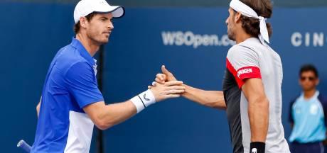 Andy Murray publiekstrekker op European Open in Antwerpen