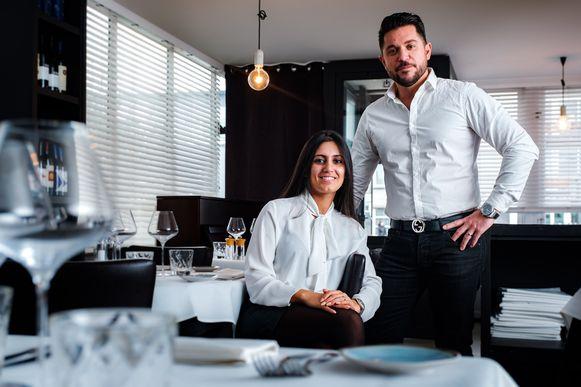 Tiziano en Evelien verhuizen met hun restaurant Sardis naar Brasschaat.
