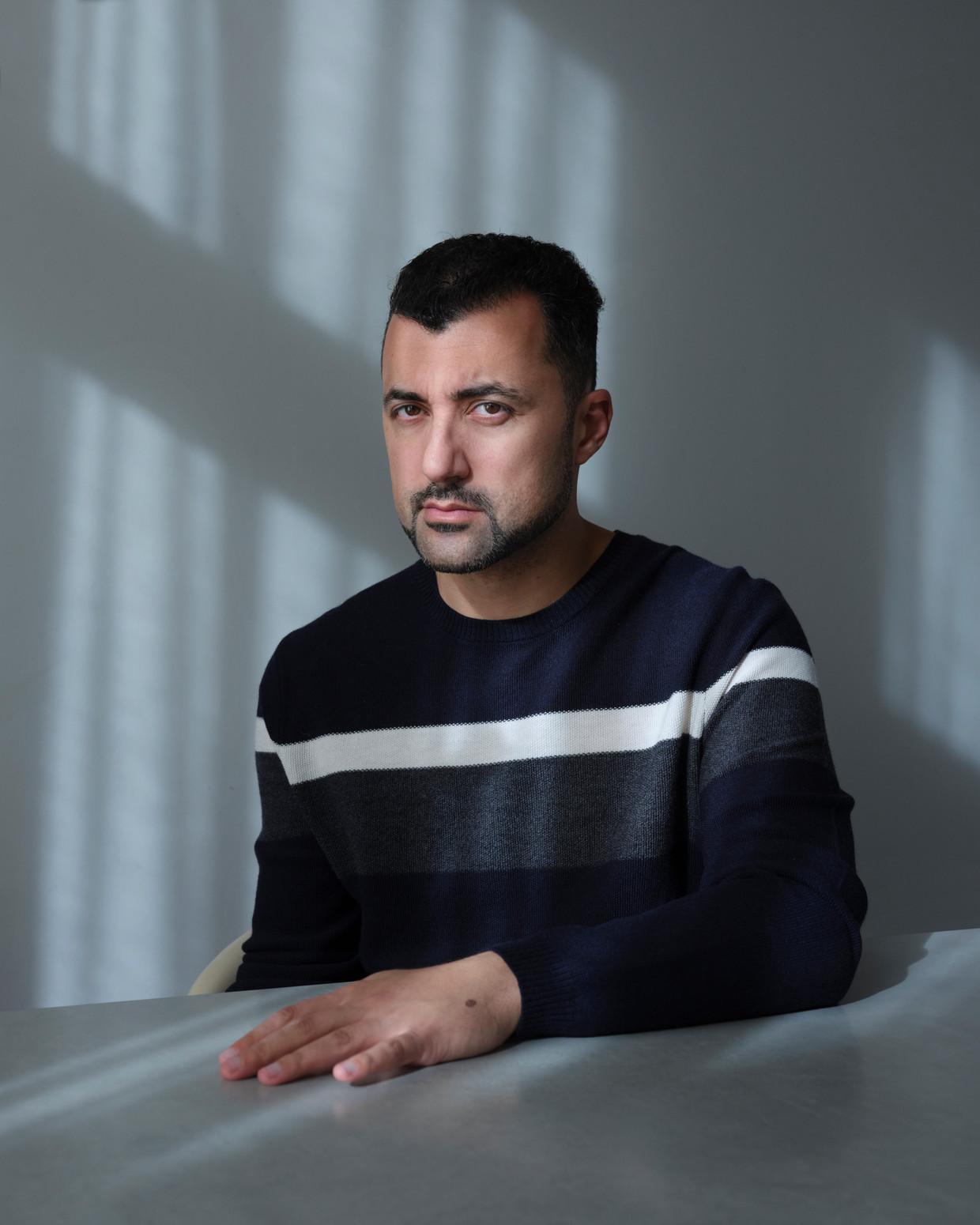Özcan Akyol: 'Er is niks. We kijken naar iets dat terminaal is.' Beeld Erik Smits
