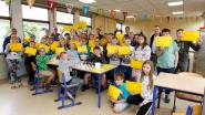 Leerlingen Vrije Basisschool en De Zandkorrel bekampen elkaar in schaaktornooi