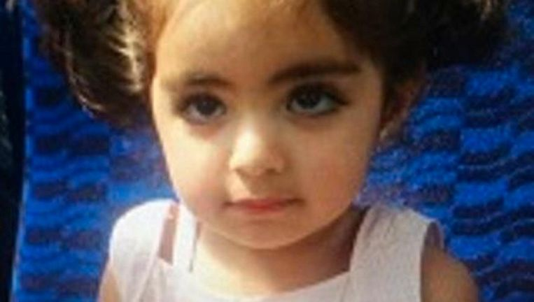 Voor de 2-jarige Insiya werd donderdag een Amber Alert uitgegeven Beeld .