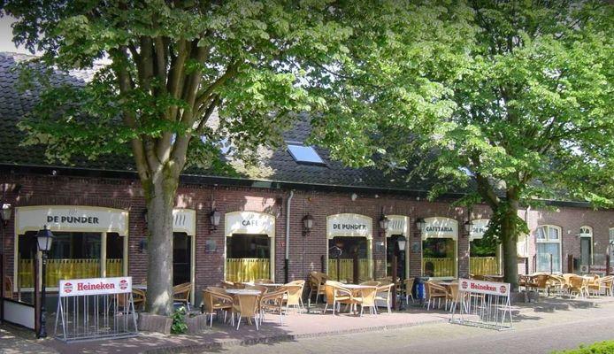 De Punder aan de Dorpsstraat in Liempde