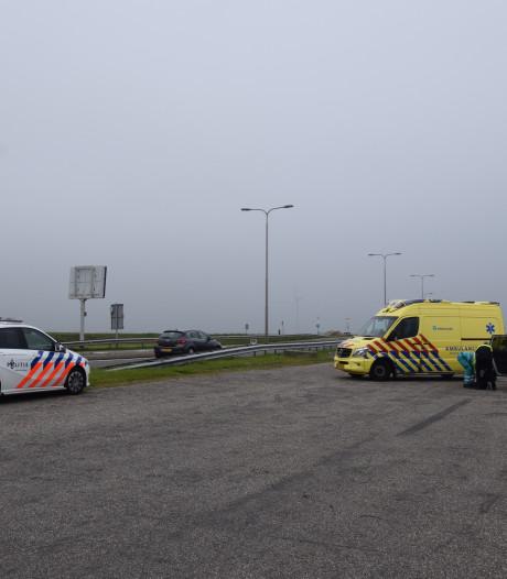 Duikers gewond in Oosterschelde