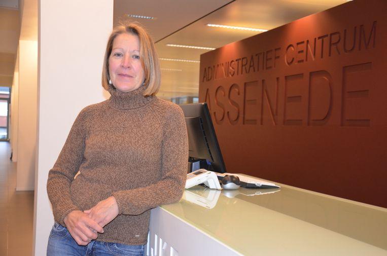 Assenede: Chantal Bobelijn.