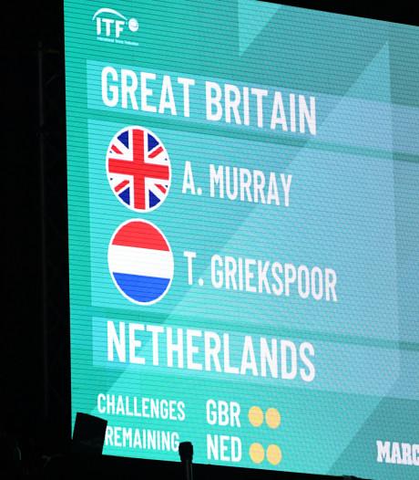 Murray: Griekspoor verdiende de zege