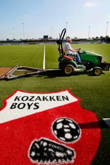 Vrijwilligers bij Kozakken Boys bereiden zich voor: 'Ik kwam hier al in de kinderwagen'