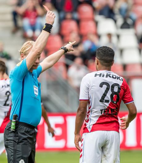 Emanuelson mist duels met Feyenoord en MVV