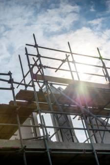 Voorbereidingen voor de bouw van De Terpen in Kampen in volle gang