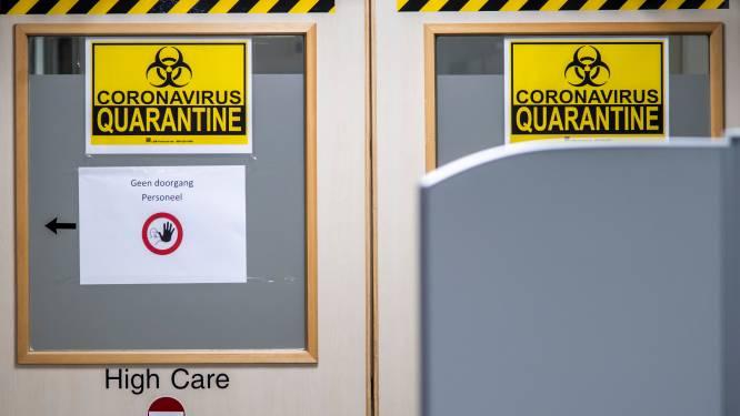 Corona-update: 60 coronapatiënten in Aalsterse ziekenhuizen