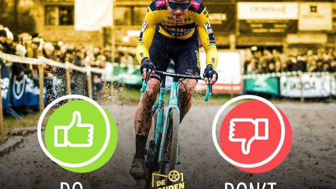 To Wout or not to Wout: selecteert u Wout van Aert voor uw team in de Gouden Cross?