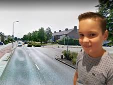 Auto schept Cas (9) uit Roosendaal: 'Hij is als een lappenpop gelanceerd'
