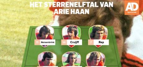 Dit is het sterrenelftal van... Arie Haan