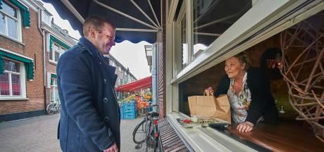 Omschakelen naar bezorgen kost restaurant veel kruim: 'Ik voel met net een inpakpiet'