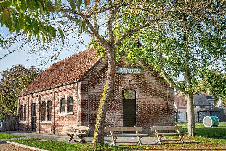 De gemeente wil het stationsgebouw in concessie geven voor een horecazaak.
