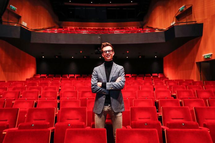 Niels van Doormalen gaat studeren in Londen om musicalproducent  te worden.