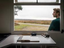Natuur geeft Koen (31) uit Arnhem rust en inspiratie om te schrijven