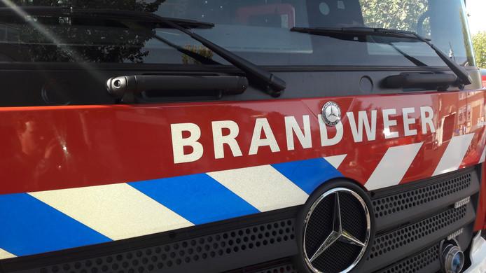 Brandweer Veenendaal Stock brandweerwagen brandweerwagens brand