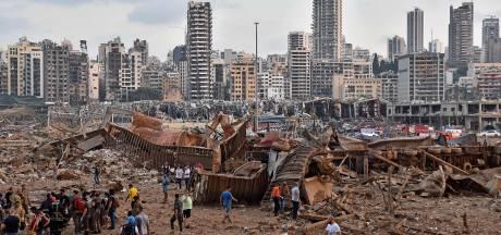 Beiroet in puin na gigantische explosie: meer dan 100 doden en 4000 gewonden
