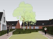 Plan voor knarrenhof in Hasselt