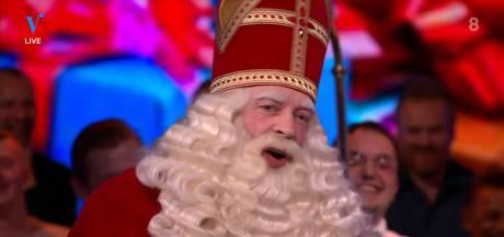 'Directeurtje' verschijnt weer vol zelfspot als Sint in Veronica Inside