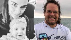 """""""Ik kreeg tranen in mijn ogen toen ik hen zag"""": moeder van ziek kindje vindt man die stoel in eerste klasse aan hen afstond op vliegtuig"""