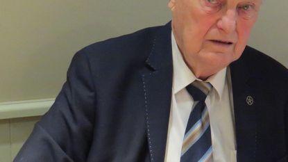 Albert De Jonghe overleden
