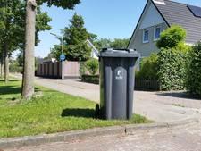 Grijze bak minder geleegd in Hulst, plastic thuis opgehaald