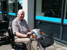 Familie wil opheldering over ritje met scootmobiel waarbij opa (82) nek brak
