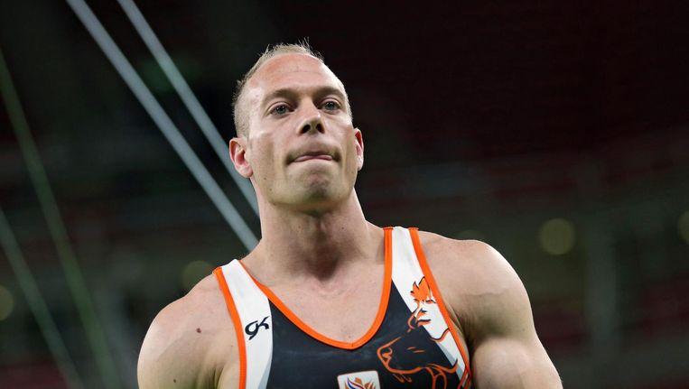 Yuri van Gelder. Beeld epa
