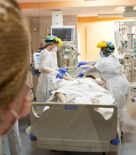 La Belgique franchit le cap des 3.000 patients hospitalisés
