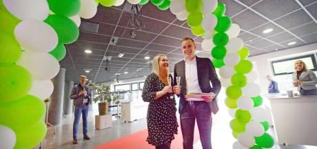 Tom mist zijn moeder, maar walkthrough in Enschede is toch een feestje