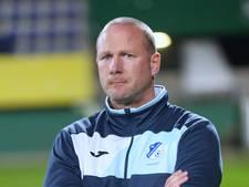 FC Eindhoven oefent op strafschoppen in aanloop naar Go Ahead Eagles