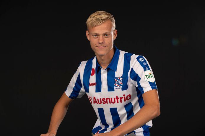 Jan Paul van Hecke.