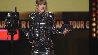 Taylor Swift trakteert op haar verjaardag: populairste concert ooit is te bekijken op Netflix