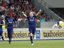 Veerkrachtig Ajax begint aan voorronde met gelijkspel in Nice