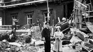Queen Elizabeth herdenkt bombardement op Buckingham Palace met unieke foto en aangrijpend verslag