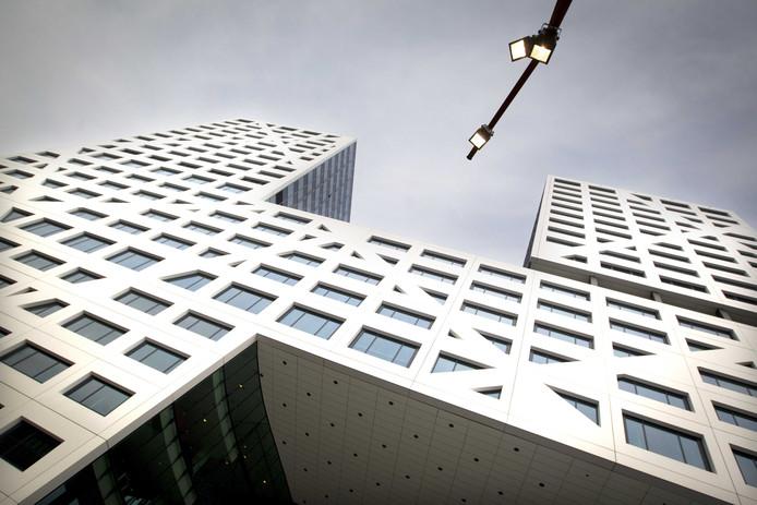 Stadskantoor in Utrecht.
