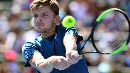 David Goffin treft qualifier in eerste ronde Australian Open, titelhouder Federer wacht in kwartfinales