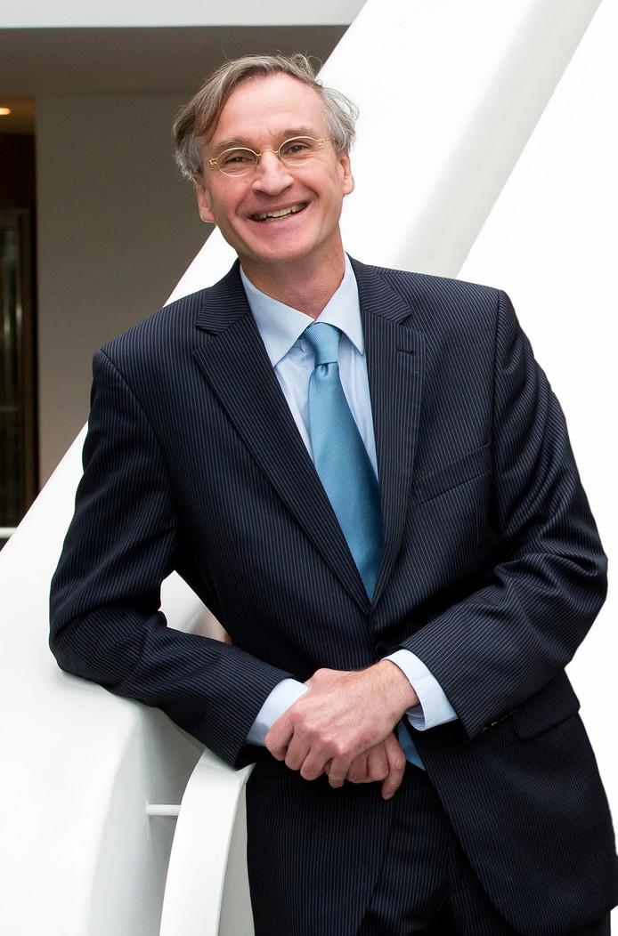 Robert-Jan Galjaard, klinisch geneticus van het Rotterdamse Erasmus MC.