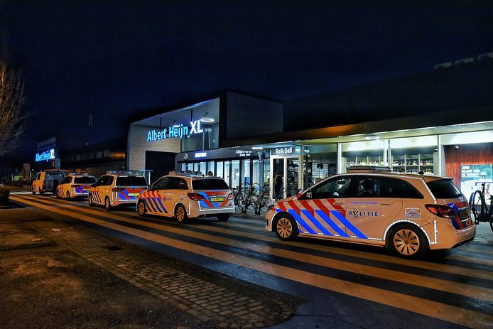 Bommelding Albert Heijn XL Tilburg