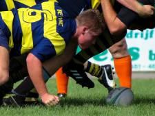 RC Betuwe houdt het onder de 100 (96-0) nederlaag in Wageningen