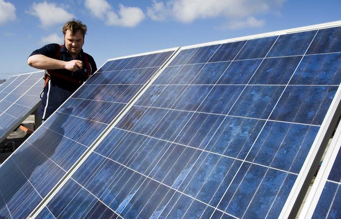 Ook ondernemers ontdekken energiebesparende maatregelen.