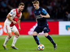 Ajax richt pijlen vol op Martin Ødegaard