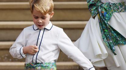 Dit lied weerklinkt elke ochtend ten huize prins William (en daar zit zoontje George voor iets tussen)